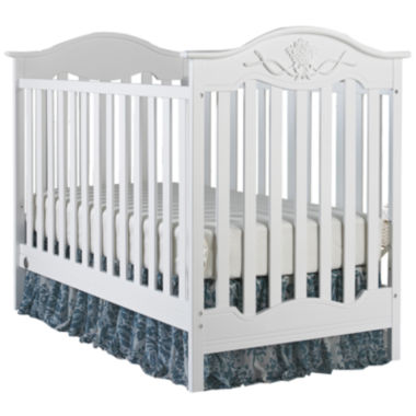jcpenney.com | Fisher-Price Charlotte Convertible Crib - White