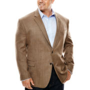 Stafford® Signature Merino Wool Sport Coat - Big & Tall