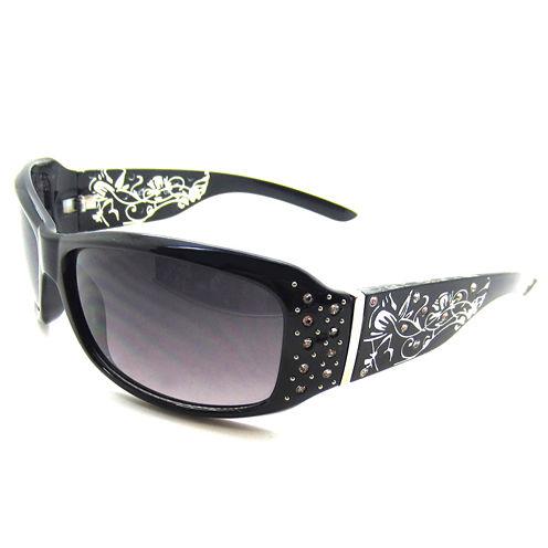 Fantas Eyes Rectangular Sunglasses