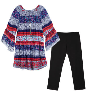 jcpenney.com | by&by girl 2-pc. Legging Set-Big Kid Girls