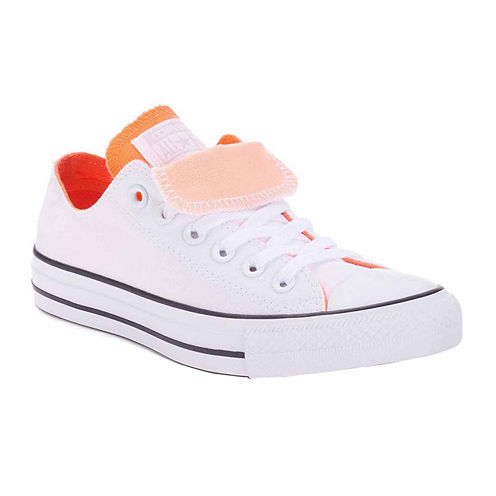 Converse Chuck Taylor All Star Double Tongue Womens Sneakers