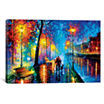 Icanvas Melody Of The Night Canvas Art