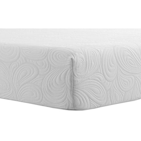 PuraSleep 10In Captiva Cool Comfort Memory Foam Mattress