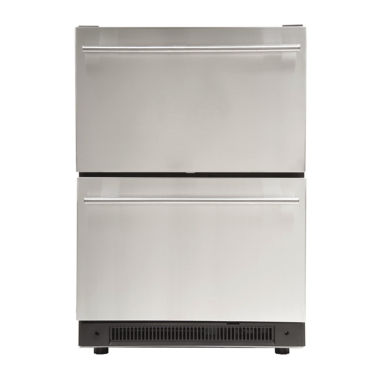 jcpenney.com | Haier Undercounter Dual Drawer Refrigerator