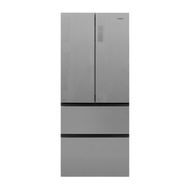 jcpenney.com | Haier 15 Cu.Ft.Glass French Door Refrigerator