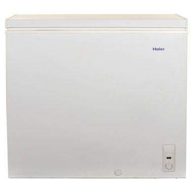 jcpenney.com | Haier 7.1 Cu. Ft. Capacity Chest Freezer