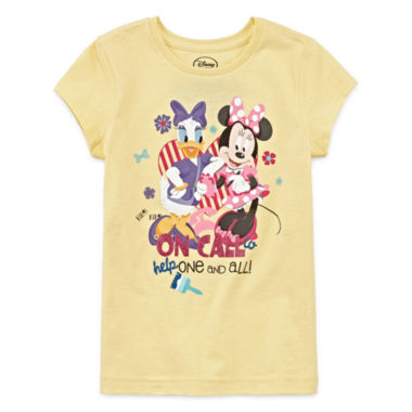 jcpenney.com | Disney Graphic T-Shirt-Big Kid Girls