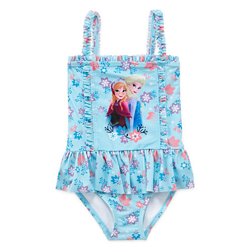 Disney Disney Princess One Piece Swimsuit Toddler Girls