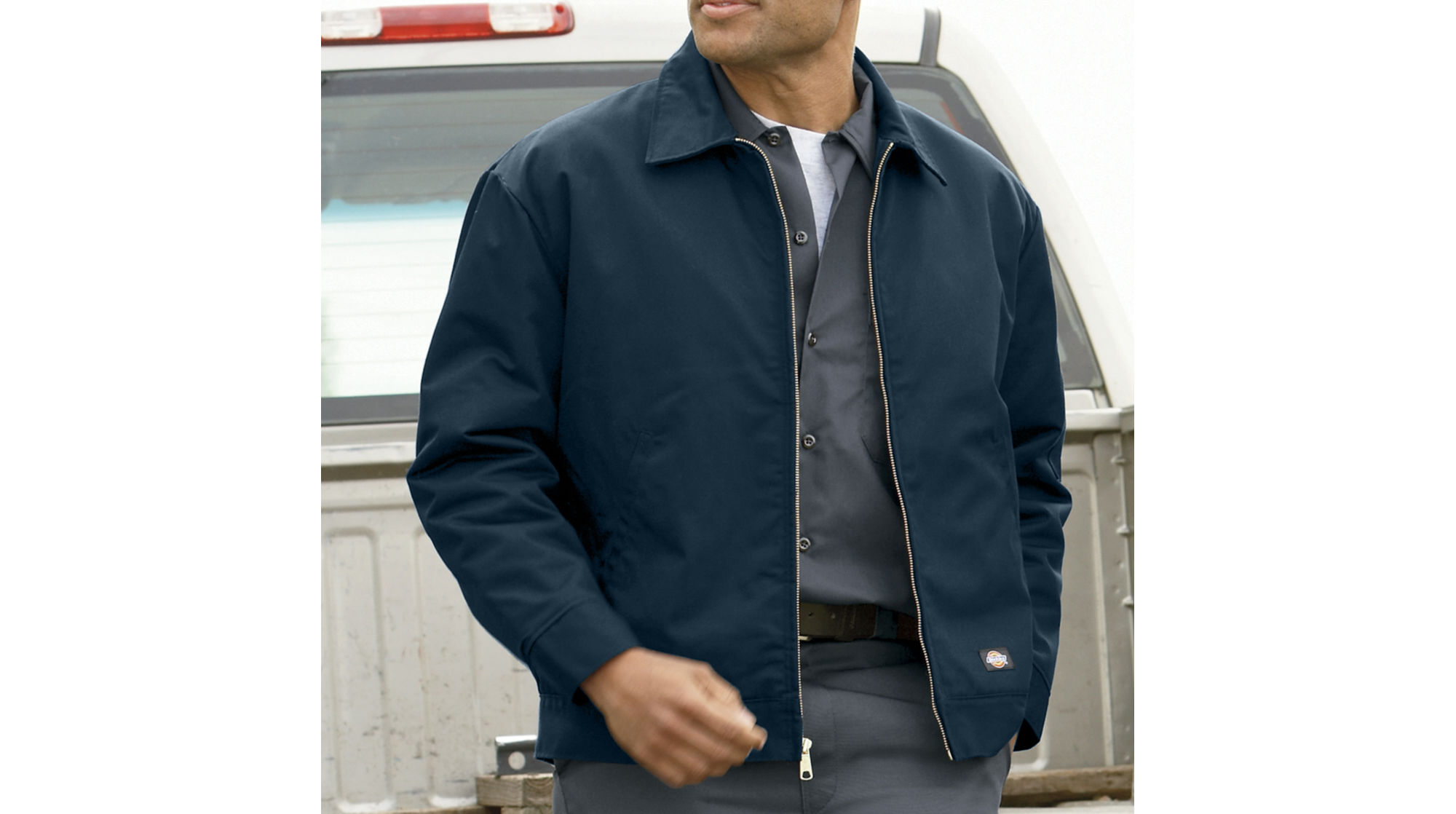 Lightweight Work Jacket - My Jacket
