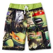 Teenage Mutant Ninja Turtles Swim Trunks - Boys 6-10