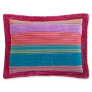 Seventeen® Dazzle Me Standard Pillow Sham