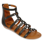 Arizona Cherry Gladiator Sandals