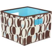 Household Essentials® Open Print Storage Bin