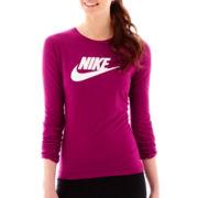 Nike® Long-Sleeve Icon Tee