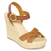 Arizona Brandi Wedge Sandals