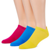 Xersion™ 3-pk. Technical Flex Fit Single-Tab Low-Cut Socks