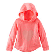 OshKosh B'gosh® Graphic Hoodie – Girls 2t-5t