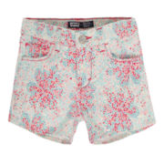 Levi's® Summer Love Shorty Shorts – Girls 2t-4t