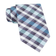 Claiborne® Soft Plaid Tie