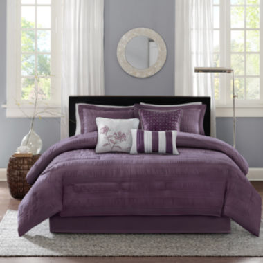 jcpenney.com | Madison Park Richmond 7-pc. Comforter Set