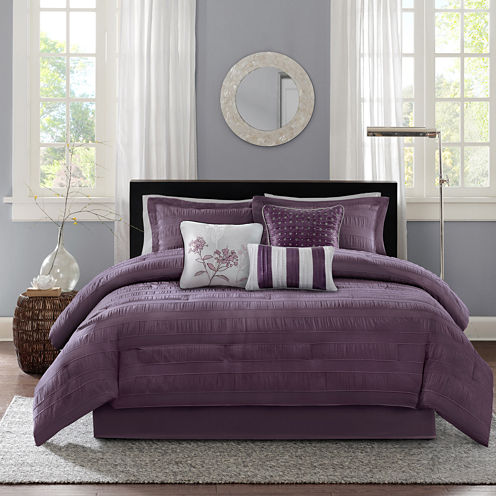 Madison Park Richmond 7-pc. Comforter Set