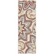 Maples™ Celeste Print Runner Rug