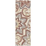 Maples™ Celeste Print Runner Rug