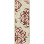 Maples™ Windemere Print Runner Rug