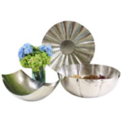 Pampa Bay Royal Hammered Serveware Collection