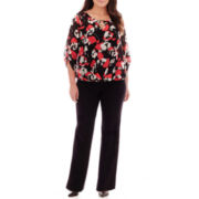 Alyx® Print Popover Top or Pull-On Pants
