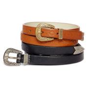 Mixit™ 2-pk. Western Belts