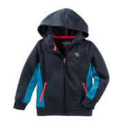 OshKosh B'gosh® Full-Zip Track Jacket - Toddler Boys 2t-5t