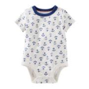 Baby B'gosh® Anchor Print Bodysuit - Baby Boys newborn-24m