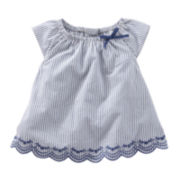 Baby B'gosh® Scalloped Babydoll Top - Baby Girls newborn-24m