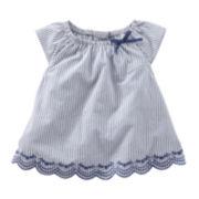 Baby B'gosh® Scalloped Babydoll Top - Baby Girls newborn-24m
