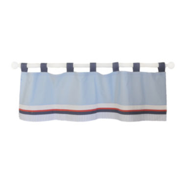 jcpenney.com | My Baby Sam First Mate Curtain Valance