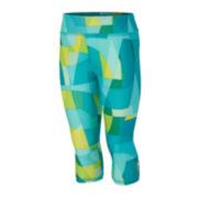 adidas® climalite® Printed Capris - Preschool Girls 4-6x