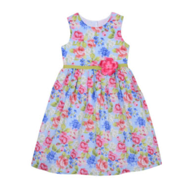 jcpenney.com | Marmelatta Floral Dress - Girls 7-16