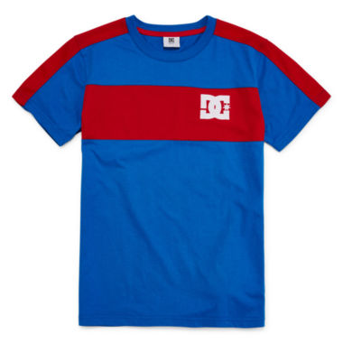 jcpenney.com | DC Shoes Co® Podium Knit Tee - Boys 8-20