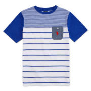 U.S. Polo Assn.® Striped Pocket Tee - Boys 8-18