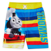 Thomas the Train Swim Trunks - Toddler Boys 2t-4t