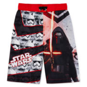 Star Wars Swim Trunks - Preschool Boys 4-7