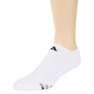 jcpenney.com | adidas® 3-pk. Athletic Cushioned No-Show Socks