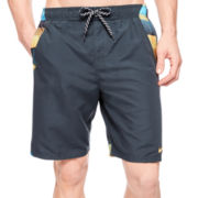 Nike® Optic Shift Splice Swim Trunks