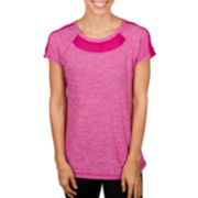 Jockey® Short-Sleeve Illusion Sport T-Shirt