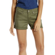 Levi's® Roll-Cuff Mid-Length Shorts