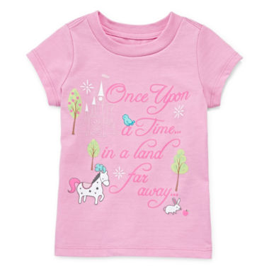 jcpenney.com | Disney Baby Collection Princess Graphic Tee - Baby Girls newborn-24m