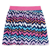 Okie Dokie® Printed Skort - Preschool Girls 4-6x