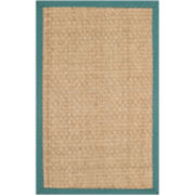MarthaRug™ Countryside Seagrass Rectangular Rug