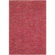 MarthaRug™ Nubby Tweed Jute Rectangular Rug
